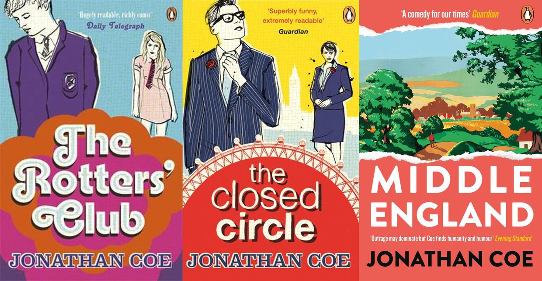 De trilogie van Jonathan Coe Beeld