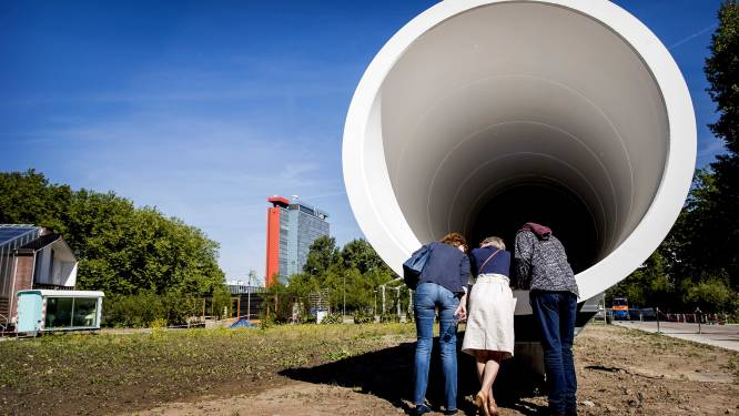 Met 1.000 km per uur reizen via 'buizenpost': Nederland test het uit