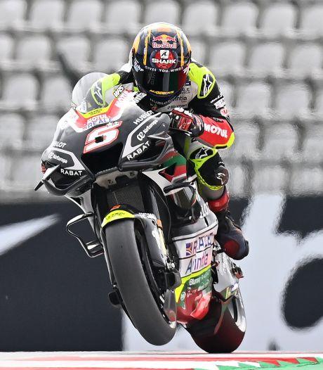 MotoGP-coureur Zarco bestraft voor crash in Oostenrijk