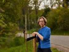 Wethouder krijgt opdracht om eiken in Eefde water te geven: 'Te gek voor woorden dat je drie keer een boom plant om die vervolgens dood te laten gaan'