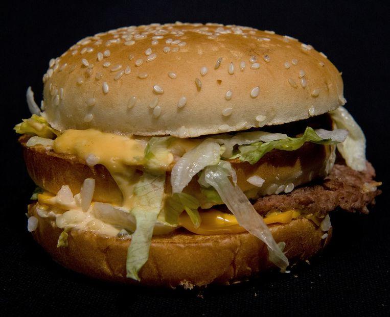 Een Big Mac Beeld ANP