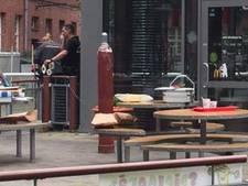 McDonald's in Berlijn ontruimd wegens gasfles met ontsteker