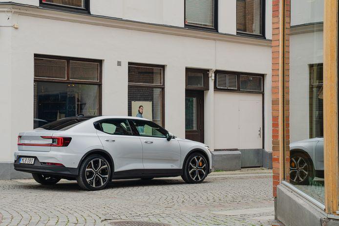 Het nieuwe Zweedse automerk Polestar