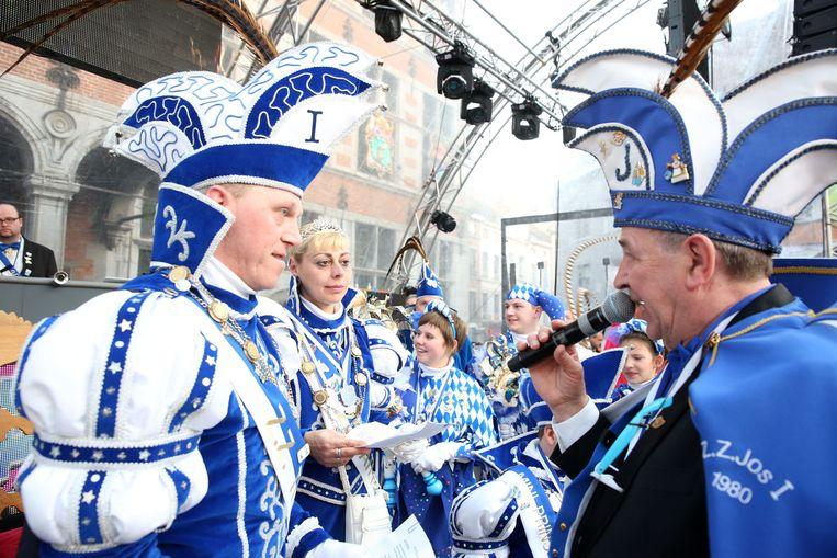 Het Carnaval Moet Niet Meer Groeien Halle In De Buurt Hln
