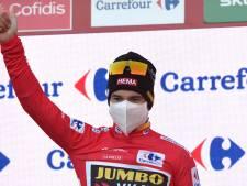 Roglic verrast na dagzege én rood: 'Tijdje geleden dat ik tijdrit won'