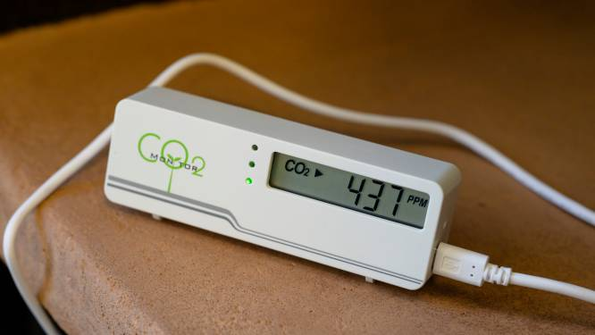 """CO2-meter voor elke vereniging: """"Ondersteunen waar kan na moeilijk jaar"""""""