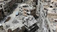 """Duitse cilinders met chloor en Britse rookbommen in Oost-Ghouta"", zegt Moskou"