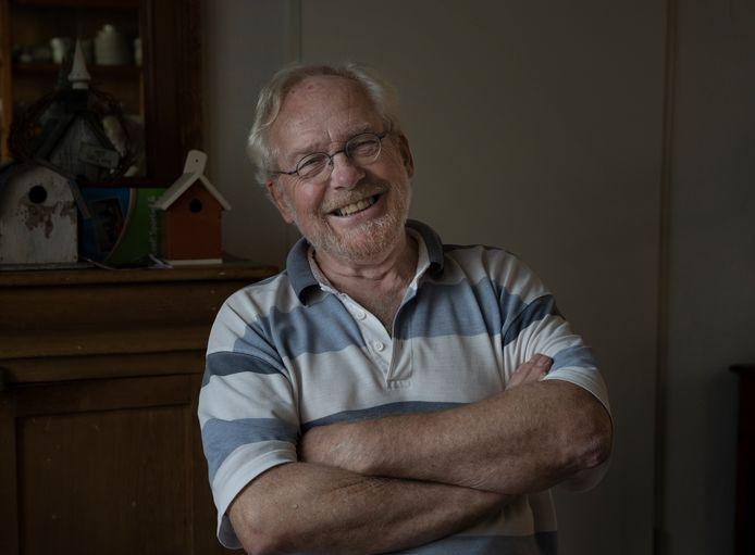 Raadslid Henk Dielis (DGG) over de mantelzorg in Geldrop-Mierlo.