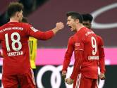 """Récital de Lewandowski, le Bayern s'adjuge un """"Klassiker"""" haletant"""