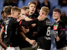 Samenvatting   FC Eindhoven - NEC