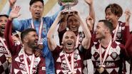 Beslissende penaltyreeks in Japanse Supercup zorgt voor animo met negen missers op rij, ook Vermaelen deelt in malaise