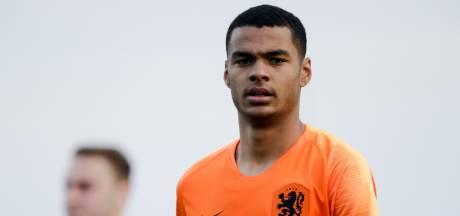 Jong Oranje dankzij goal van Cody Gakpo naar zege