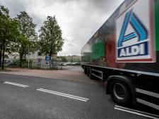 Wat gaat er gebeuren met het distributiecentrum van Aldi in Best, als de supermarktketen de locatie sluit?'