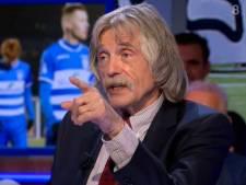 Johan Derksen vanuit ziekenhuisbed: 'Deze jongen is niet kapot te krijgen'
