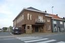 Het oud gemeentehuis in Heldergem.