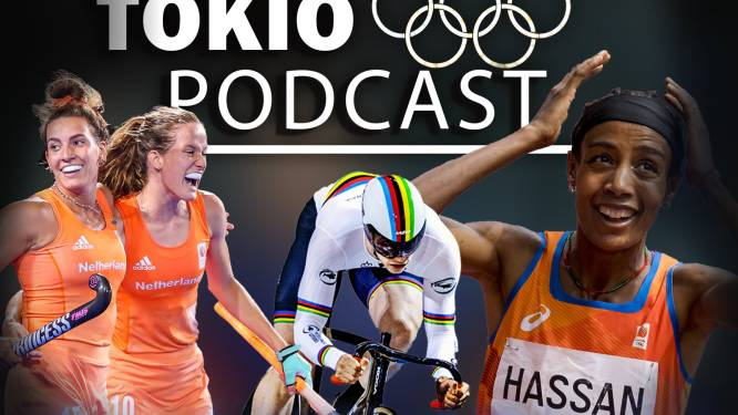 Podcast Ti-Ta-Tokio | 'Wat mij betreft draagt Sifan Hassan vandaag alle vlaggen, iedereen is gek op haar'