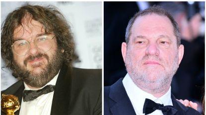 """Regisseur Peter Jackson haalt uit: """"Weinstein had zwarte lijst"""""""