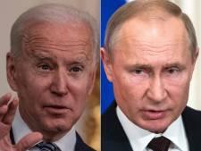 Moskou boos over Bidens harde uitspraken over Poetin: 'Nooit iets voorgevallen zoals dit'