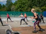Grootste buitensportschool van Europa staat in Vlaardingen: 'Mensen zijn zó blij dat ze kunnen sporten'