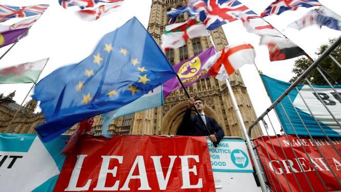 EU geeft Britten drie maanden brexituitstel