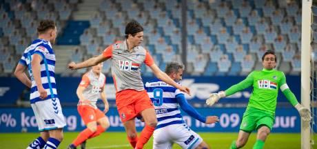 Vertrek naar NAC Breda lonkt voor De Graafschap-captain Ralf Seuntjens