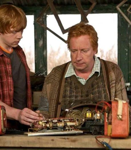 Arthur Wemel uit Harry Potter komt begin januari naar nieuwe Harry Potterwinkel in Gent