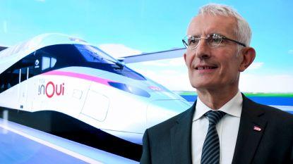 """Franse spoorwegen bestellen honderdtal """"TGV's van toekomst"""""""