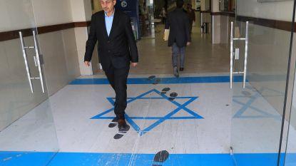 Israël reageert verbolgen nadat Jordaanse minister over vlag loopt op weg naar meeting