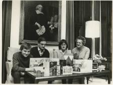 Voor 1964 dansten Haagse kinderen op zolder van het Catshuis