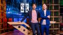 Even Tot Hier: Niels van der Laan en Jeroen Woe.