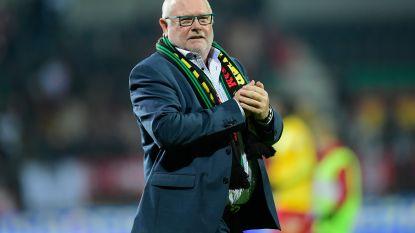 Football Talk. Lokeren-Temse heeft eerste aanwinst beet - Vandaag definitief akkoord tussen KVO-voorzitter Dierckens en Pacific?