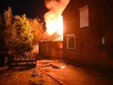 Vlammenzee schrikt buurt in Vriezenveen op