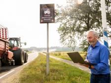 Innovatieve wildwissel in Enschede waarschuwt op de slimste weg van Nederland: 'Er gaat een ree oversteken!'