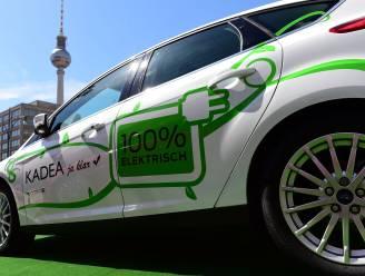 Ook Ford gaat voor elektrische wagens