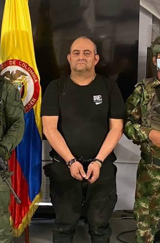 """Machtigste drugsbaron van Colombia opgepakt: """"Alleen te vergelijken met de val van Pablo Escobar"""""""