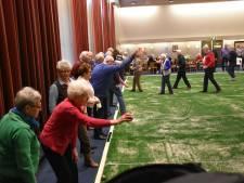 Heel Veghel kan voortaan 'boulen' in oude gymzaal