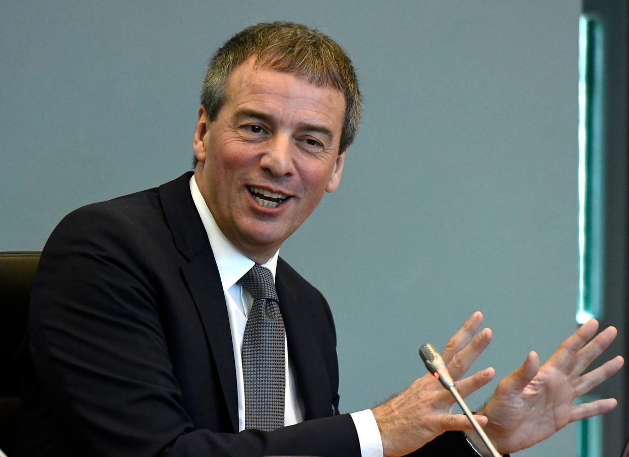 Stéphane Moreau, en 2017