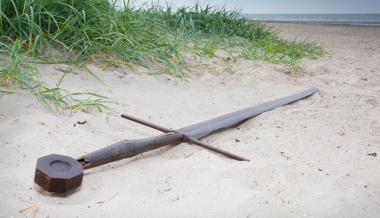 Het zwaard van Grutte Pier