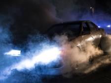 Illegale straatraces in Noord worden aangepakt