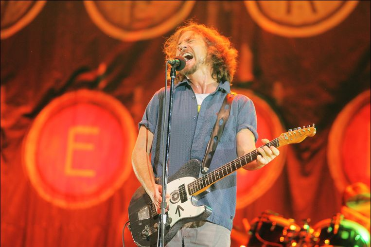 Pearl Jam Beeld Photo News