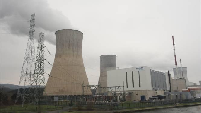 Technisch incident aan reactor Tihange 3