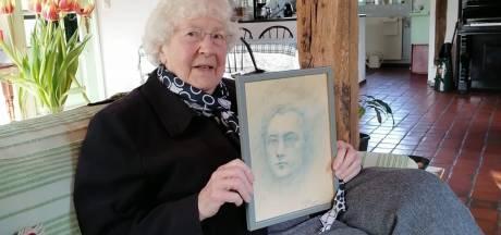 Winterswijks museum krijgt zelfportret schilder Armati