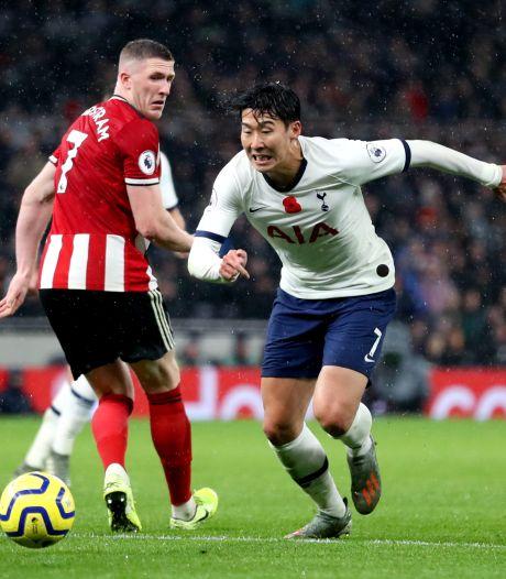 LIVE | Sheffield en Spurs spelen in rechtstreeks duel voor plek 7 in Premier League