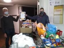 Voedselbank in Nijverdal verrast met 629 producten: 'Dit is een prachtig resultaat'