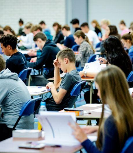 Negen van de tien Twentse examenleerlingen zijn straks geslaagd!