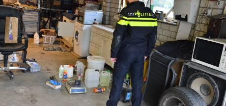 Grote actie in West-Brabant: invallen in drugspanden - 5 aanhoudingen