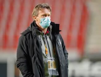 """Frank Vercauteren, een dag na de 3-4: """"Het kan nog, zij twijfelen ook soms"""""""