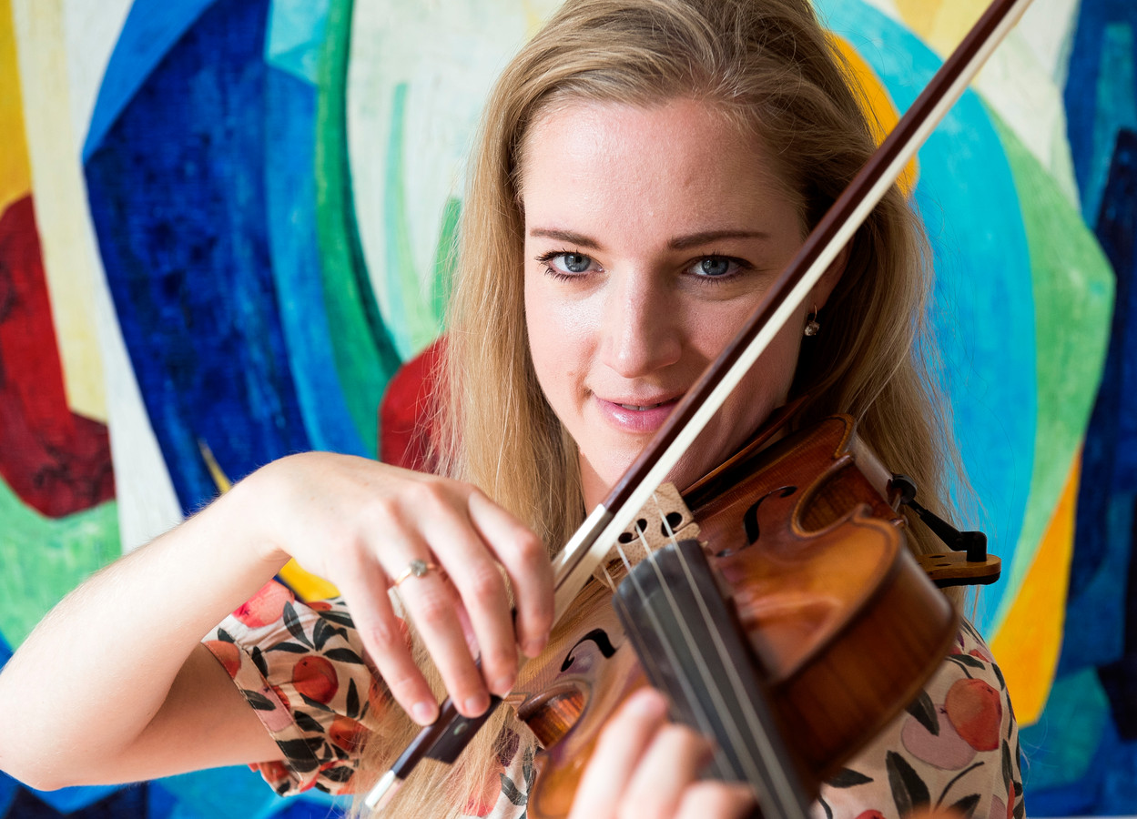 Merel Vercammen presenteert op 20 juni haar nieuwe album in de Domkerk.
