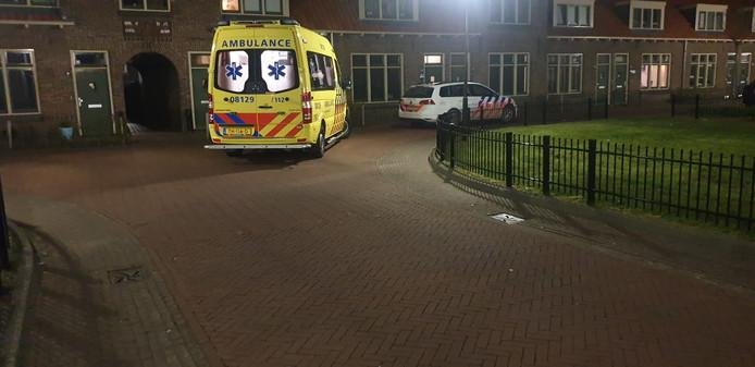 Een woning aan de St. Josephstraat in Tiel zou zijn overvallen.
