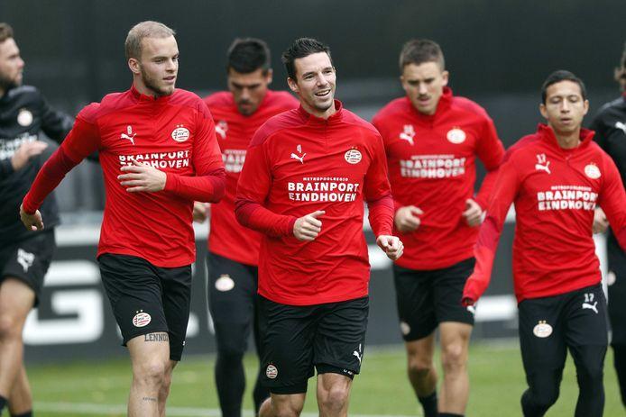 PSV hoopt donderdag weer eens succes te boeken tegen een Spaanse ploeg.